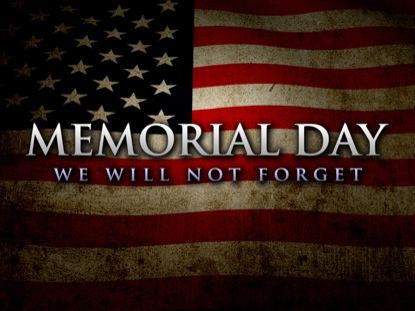 Memorial DayFlag - Copy
