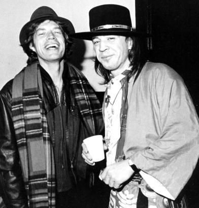 SRV & Mick