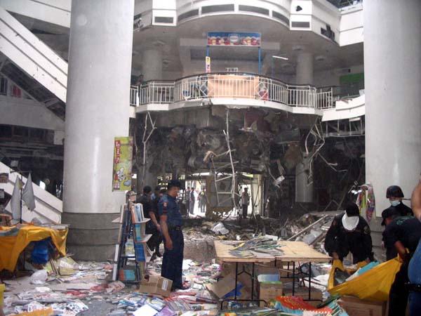 Philippines Explosion