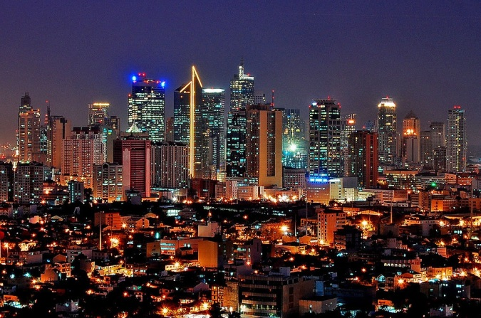 Makati City Skyline-Copy